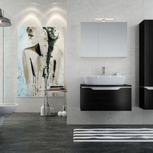 Seria mebli łazienkowych Street Fusion firmy Opoczno. Fot. Opoczno
