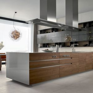 Kuchnia Phoenix marki Varenna Poliform. Fot. Mood-Design