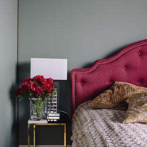 """""""Flores"""" - łóżko tapicerowane marki Wajnert. Fot. Wajnert"""