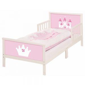 Łóżko dziecięce Roba Castle doskonale sprawdzi się w pokoju małej księżniczki. Fot. Bonami.pl