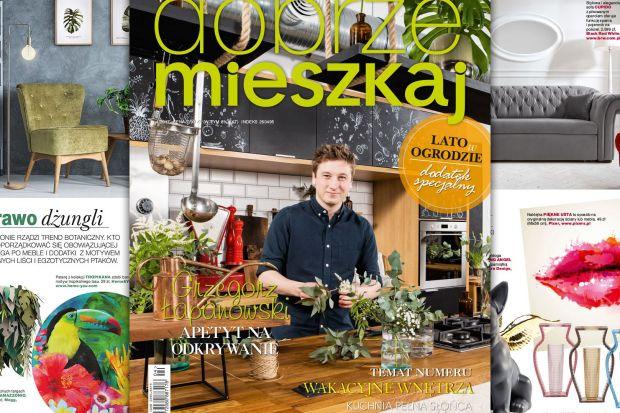 Magazyn Dobrze Mieszkaj - numer 4-2017 już w sprzedaży!