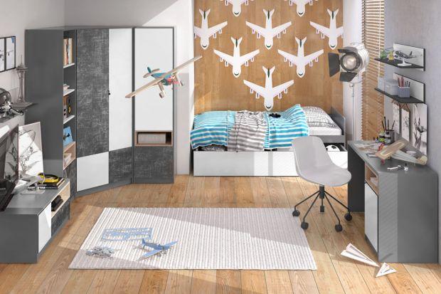 Kolekcji Deco to propozycja dla młodzież lubiącej nowoczesny styl aranżacyjny.