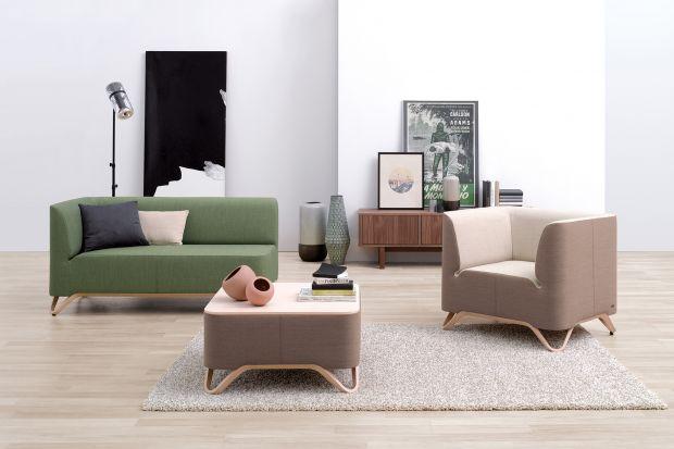 Sofa na nietypowej podstawie to idealne rozwiązanie dla osóbmarzących o oryginalnym wnętrzu. Dzięki niej salon staje się nie tylko funkcjonalny, ale też zyskuje na atrakcyjności.Prezentujemy najciekawsze meble do salonu dostępne w sklepach.