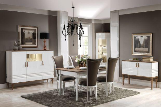 Pełne finezji, subtelne, ale wyraziste wnętrza w stylu glamour to rozwiązanie dla koneserów. Dla tych, którzy lubią luksus, bogate dekoracje i wysoką jakość.