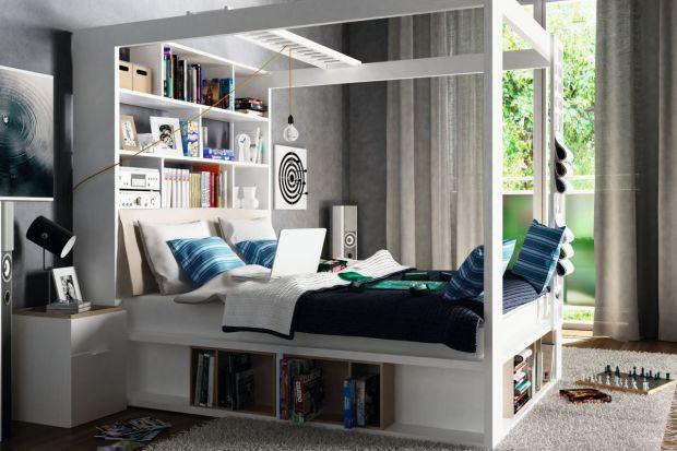 Łóżka do pokoju młodzieżowego. Zobacz najciekawsze propozycje!
