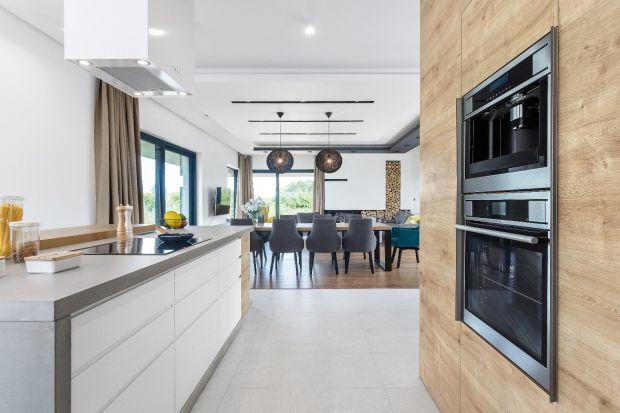 Minimalizm w kuchni - zobacz, jak wyglądają meble bez uchwytów!