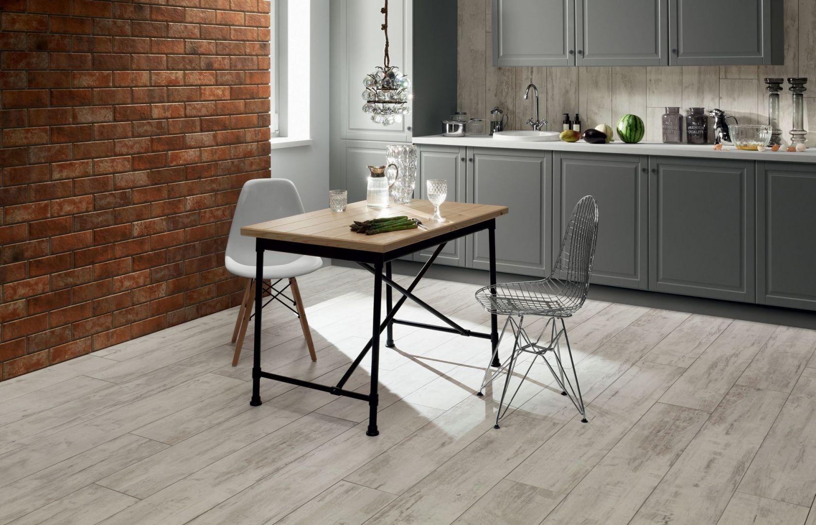Kuchnia Wood Work White. Fot. Tubądzin Korzilius