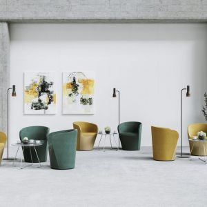 Fotele Nu-spin marki Profim. Fot. Everspace