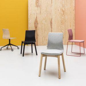 Krzesła Linar marki Noti. Fot. Everspace