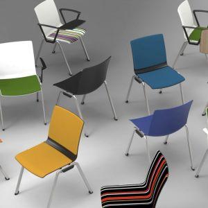 Krzesła Shila marki MDD. Fot. Everspace