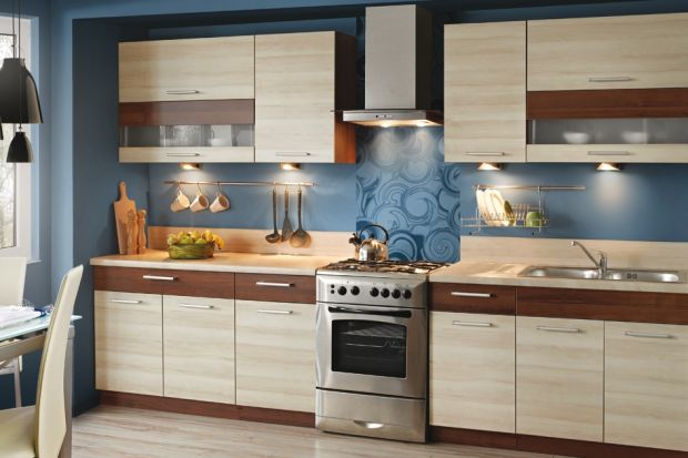 Meble kuchenne. Zobacz wzory inspirowane drewnem drzew owocowych