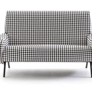"Sofa ""720 Lady Divano"" firmy Cassina. Projekt: Marco Zanuso. Fot. Cassina"