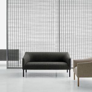 """Sofa """"Bankside"""" firmy B&B Italia. Projekt: Jasper Morrison. Fot. B&B Italia"""