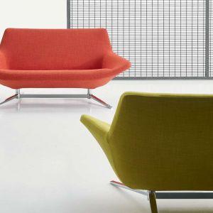 """Sofa """"Metropolitan"""" firmy B&B Italia. Projekt: Jeffrey Bernett. Fot. B&B Italia"""