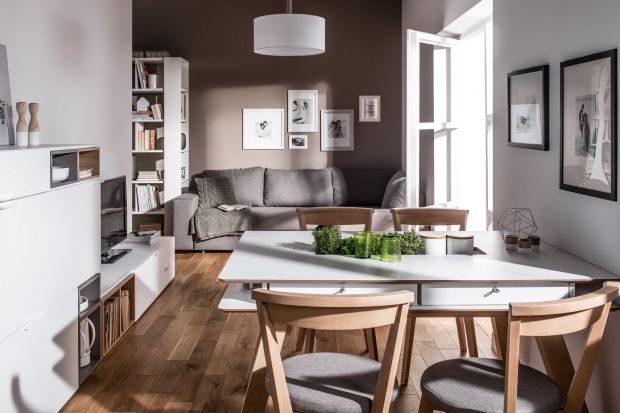 5 wygodnych stołów do jadalni