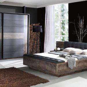 Meble z kolekcji Recover nadadzą sypialni elegancki styl i sprawią, że będzie przytulna. Fot. Agata S.A.
