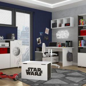 """Kolekcja """"Star Wars"""" firmy Meblik - propozycja dla miłośników filmu """"Gwiezdne Wojny"""". Fot. Meblik"""