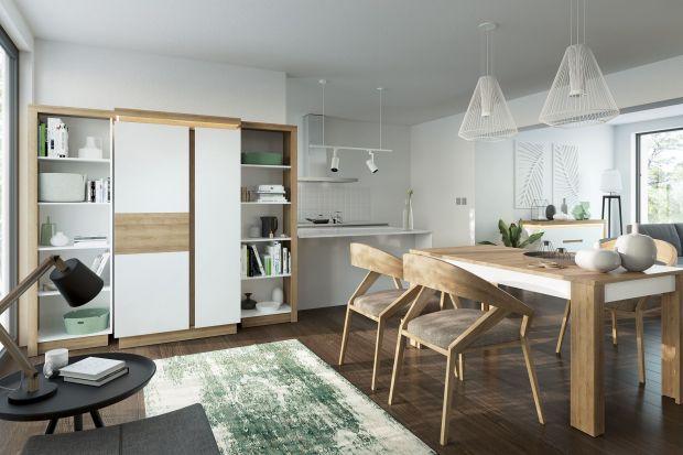 Jadalnia jest szczególnym miejscem w przestrzeni domu. To właśnie tutaj, podczas wspólnych posiłków, spędzamy czas z rodziną i przyjaciółmi. Warto urządzić ją wygodnie i z klasą.