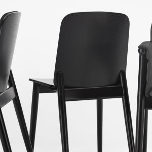 Krzesła z serii Prop. Fot. Paged