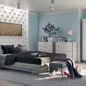Komody w sypialni Lovio. Fot. Layman