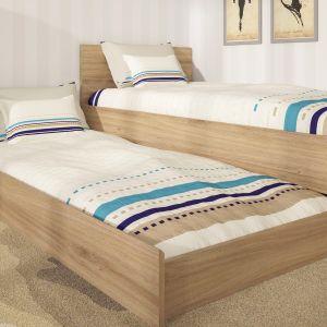 "Łóżko z kolekcji ""Hobby"" firmy Meble Wójcik. Fot. Meble Wójcik"