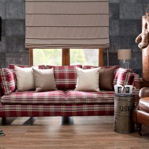 """Pokrowiec na sofę """"Stockholm"""" z kolekcji """"Edinburgh"""". Fot. Dekoria.pl"""