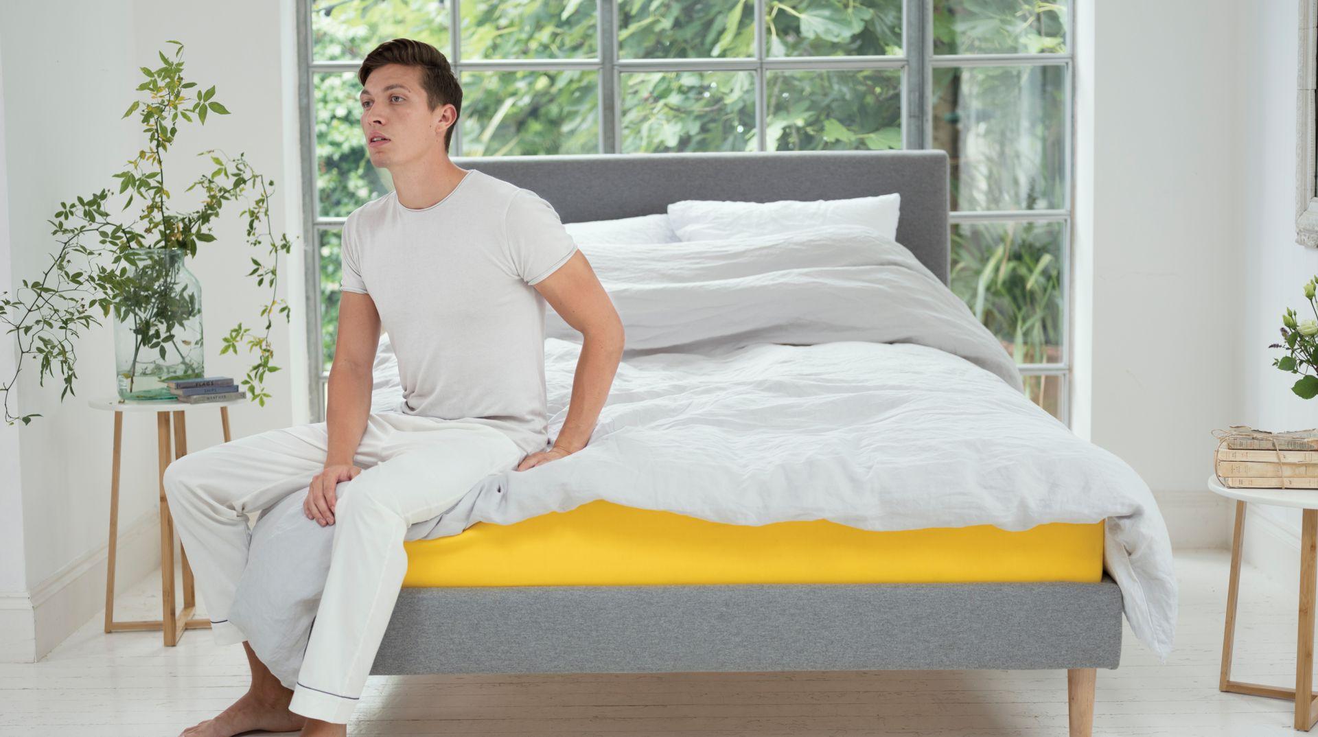 Łóżko eve dostępne jest w wielu rozmiarach. Fot. eve Sleep