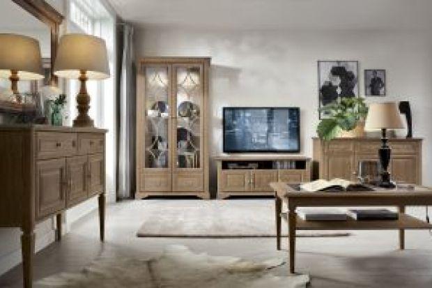 Elegancka kolekcja nawiązująca do stylu rustykalnego.