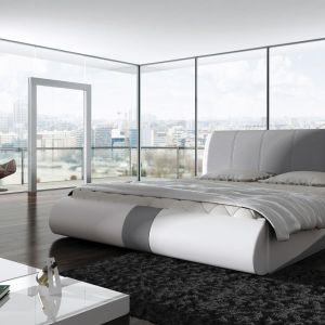 Łóżko Presto o oryginalnym kształcie. Fot. Wersal