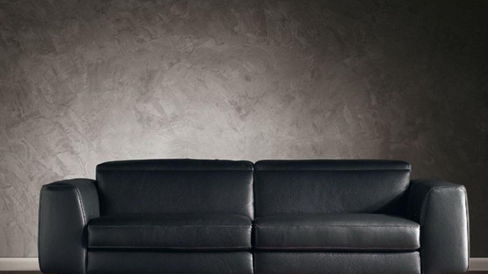 Sofa firmy Natuzzi. Fot. Natuzzi