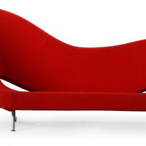 """Sofa """"Victoria and Albert"""" firmy Moroso. Projekt: Ron Arad. Fot. Moroso"""