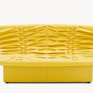 """Sofa """"Smock"""" firmy Moroso. Projekt: Patricia Urquiola. Fot. Moroso"""