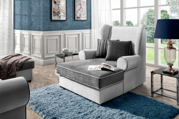 Fotele tapicerowane - niezbędnik komfortowego salonu