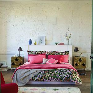 Kolorowa sypialnia. Fot. Zara Home
