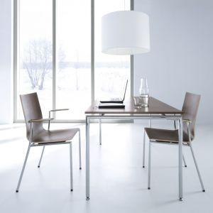 """Krzesło """"Sensi"""" firmy Profim. Fot. Profim"""
