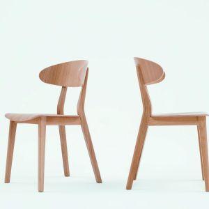 "Krzesła z serii ""Lof"" firmy Paged. Projekt: Tomek Rygalik. Fot. Paged"