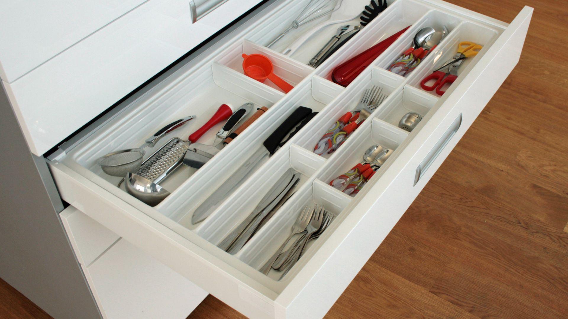 Organizer do kuchenne szuflady. Fot. Peka