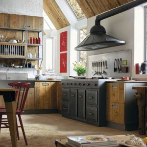 Kuchnia w loftowym stylu. Fot. Marchi