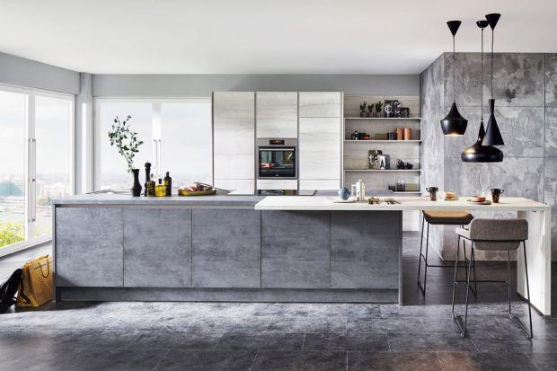 Nowoczesne, minimalistyczne kuchnie - zobacz 20 propozycji!
