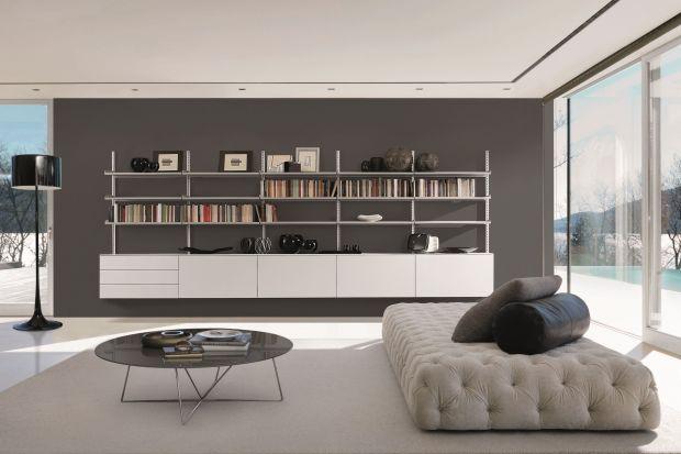 Minimalizm w salonie - wybierz odpowiednie meble!