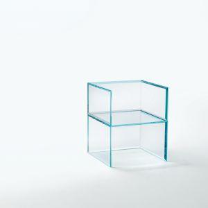 """Krzesło """"Prism"""" firmy Glas Italia. Fot. Glas Italia"""