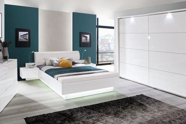 Sypialnia w bieli - stwórz eleganckie i modne wnętrze!