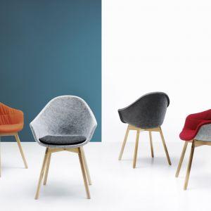 Krzesła z serii Mamu. Fot. Noti