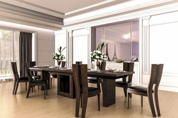 Duże stoły do jadalni - dla dużej rodziny i na spotkania towarzyskie