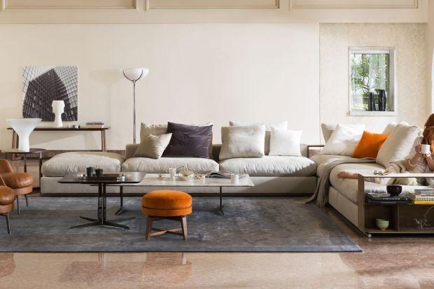 Sofa to ulubiony mebel w każdym salonie. Lubimy, gdy jest wygodna i zapewnia komfortowy wypoczynek. Ale to nie wszystko, co może zaproponować ten praktyczny mebel. Niektóre nowoczesne sofy za sprawą wbudowanych półek zapewniają także dodatkowe mi