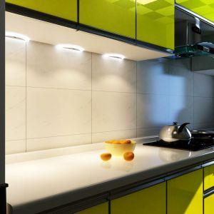 Panele oświetleniowe z czujnikiem ruchu doskonale sprawdzą się w pobliżu blatu roboczego, gdy w ferworze gotowania potrzebujemy dodatkowego oświetlenia, a ręce mamy zajęte. Fot. Activejet