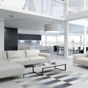Białe meble podkreślają wrażenie czystości we wnętrzu. Fot. Adriana Furniture
