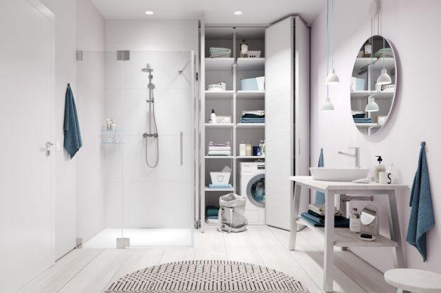 Miejsce do przechowywania można znaleźć w każdym pomieszczeniu - zarówno w przedpokoju, jak i salonie, kuchni, sypialni czy łazience. Ważne jednak, by zachować stylistyczną spójność całego wnętrza.
