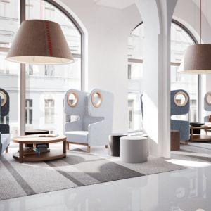 """Fotele z kolekcji """"Packmann"""" firmy Mikomax Smart Office. Fot. Mikomax Smart Office"""