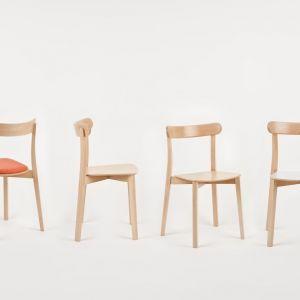 """Krzesła z kolekcji """"Icho"""" firmy Paged. Fot. Paged"""
